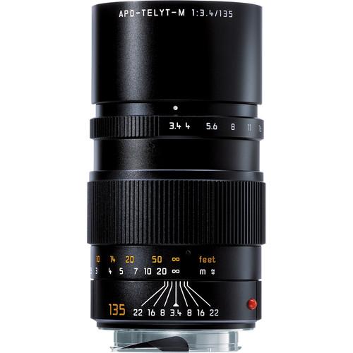 Leica APO-Telyt-M 135mm f/3.4 Lens