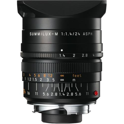 Leica Summilux-M 24mm f/1.4 ASPH. Lens