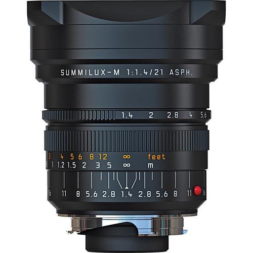 Leica Summilux-M 21mm f/1.4 ASPH. Lens