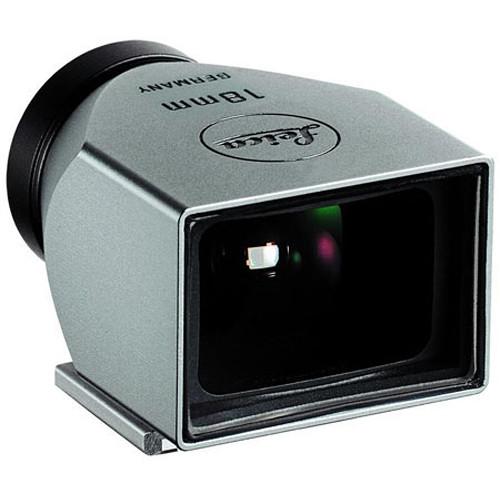 Leica Brightline Finder M-18 for 18mm M Lenses (Silver)