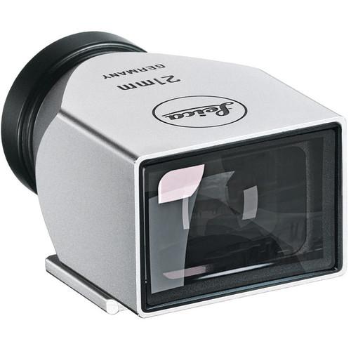 Leica Brightline Finder M-21 for 21mm M Lenses (Silver)