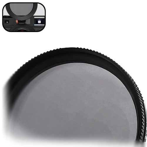 Leica E46 UVA/Infrared Filter (Black)