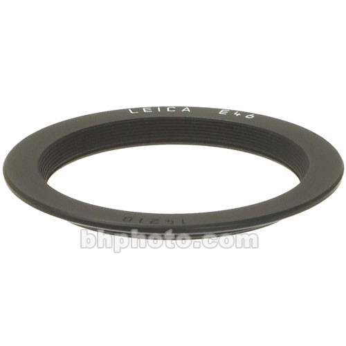 Leica E46 Adapter for Universal Polarizer M Filter