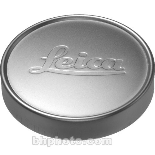 Leica Lens Cap for Elmar-M 50mm f/2.8 Lens (Silver)