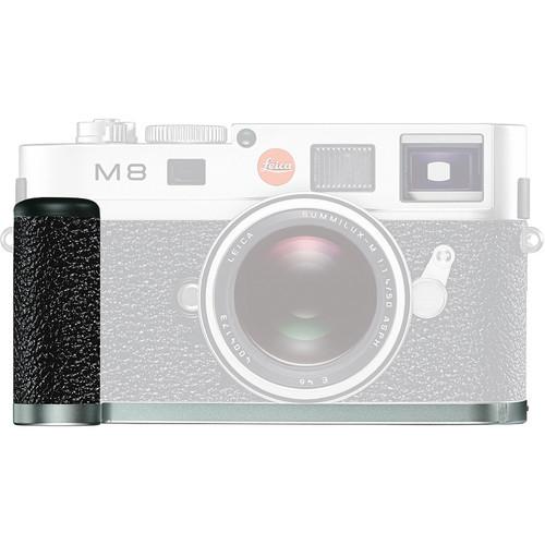Leica Handgrip for M8, M9, M-E and M Monochrom Cameras (Silver)