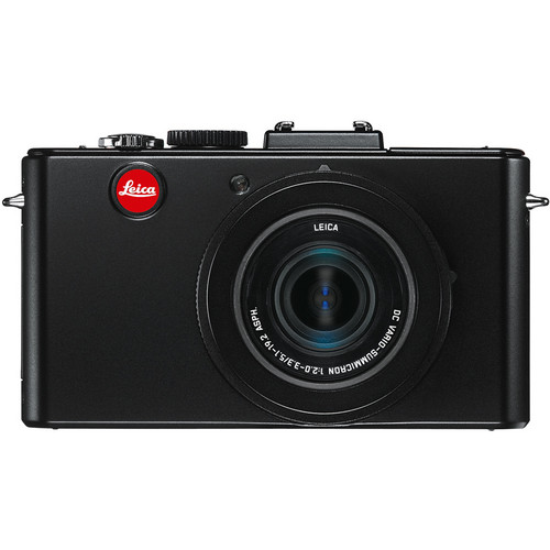 Leica D-LUX 5 Digital Camera (Black)