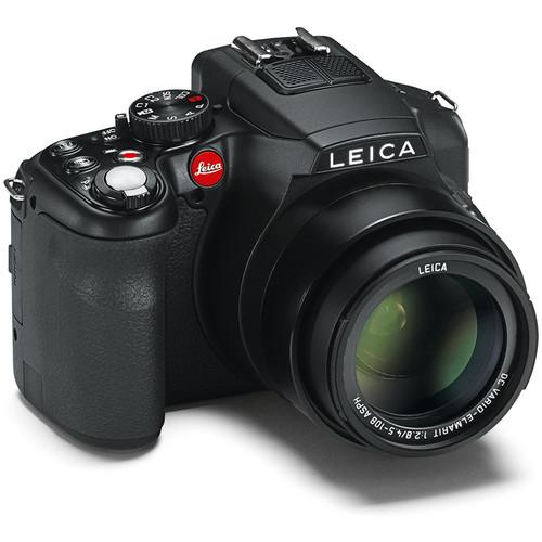 Leica V-LUX 4 Digital Camera