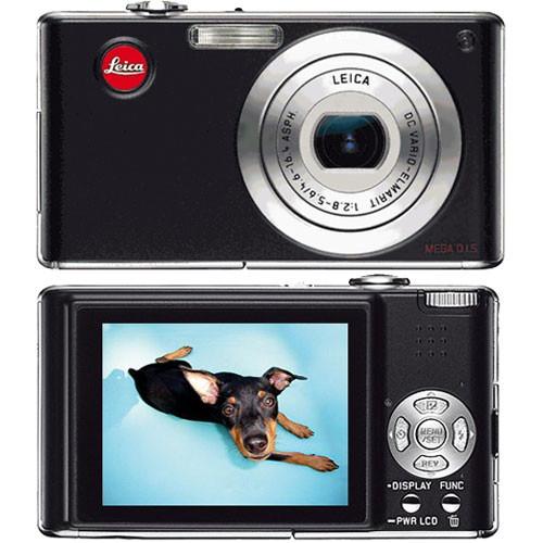 Leica C-LUX 2 Digital Camera (Black)