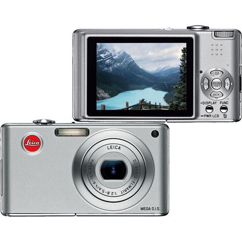 Leica C-LUX 2 Digital Camera (Silver)