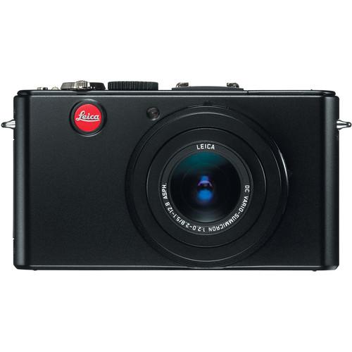 Leica D-LUX 4 Digital Camera (Black)
