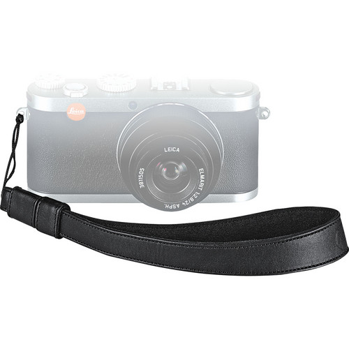 Leica X Wrist Carrying Strap (Black)