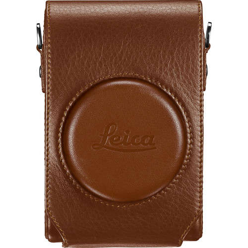 Leica D-Lux 6 Leather Case (Cognac Brown)