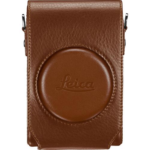 Leica D-Lux 6 Leather Case (Cognac Brown)