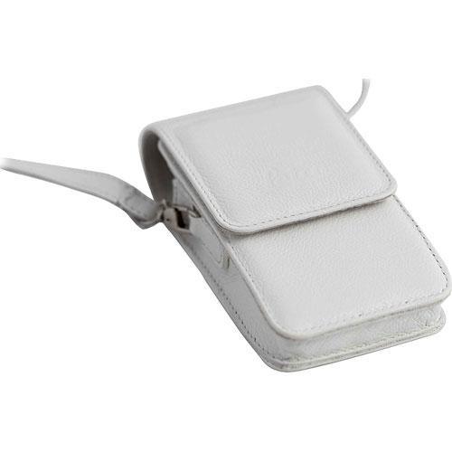 Leica Leather Case (White Matt)