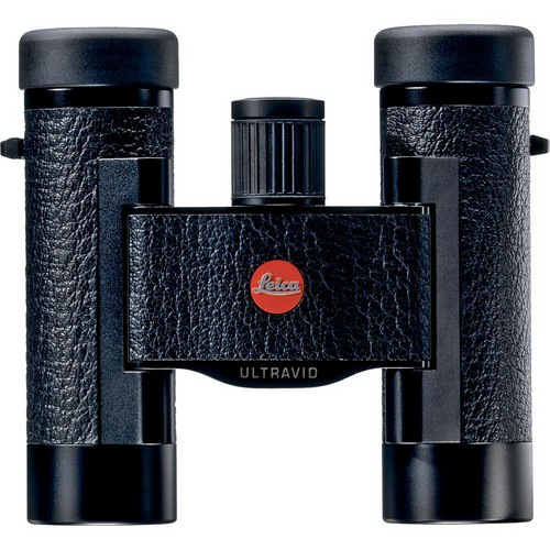 Leica Ultravid 8x20 BCL Compact Binocular (Black Leather)
