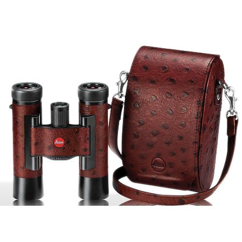 Leica 10x25 Ultravid Compact Binocular (Ostrich)