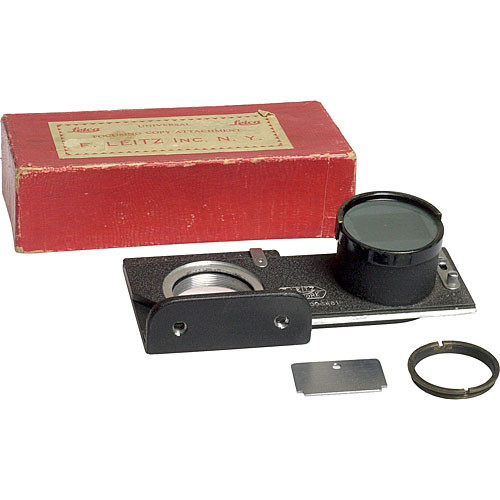 Leica FULDY Focusing Stage M39