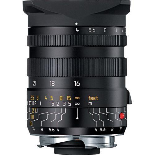 Leica Tri-Elmar-M 16-18-21mm f/4 ASPH. Lens