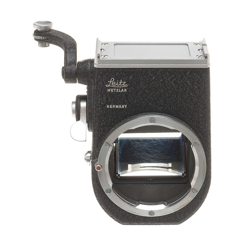 Leica Visoflex II (OTDYM) with 90 Degree Finder (OTXBO)