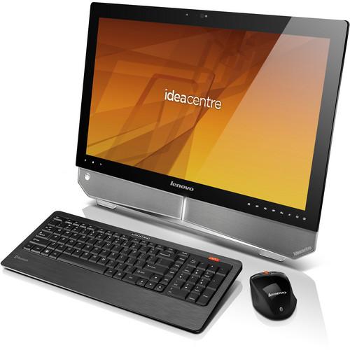 """Lenovo IdeaCentre B520e 23"""" Multi-Touch All-in-One Desktop Computer"""