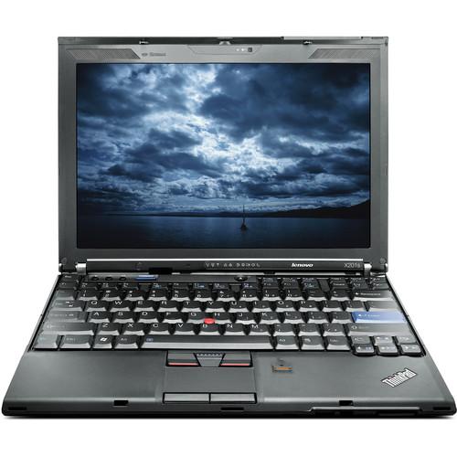 """Lenovo ThinkPad X201 12.1"""" Notebook Computer"""