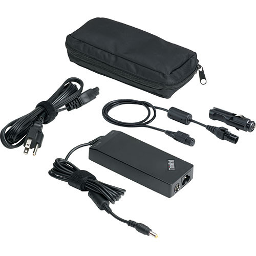 Lenovo ThinkPad 90W AC/DC Air/Auto Combo Adapter