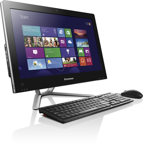 "Lenovo C345 All-In-One 20"" Desktop Computer"