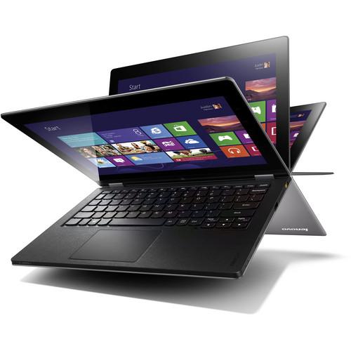 """Lenovo IdeaPad Yoga 11 Series 11.6"""" Convertible Notebook Computer (Silver)"""