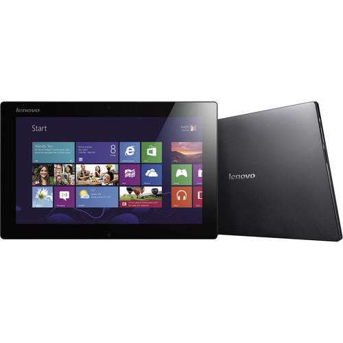 "Lenovo 64GB IdeaTab Lynx K3011 11.6"" Multi-Touch Tablet PC with Windows 8"