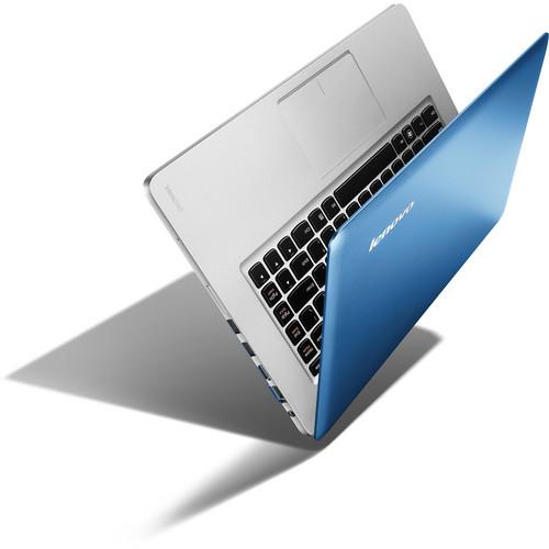 "Lenovo IdeaPad U410 14"" Ultrabook Computer (Blue)"