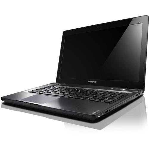 """Lenovo IdeaPad Y580 15.6"""" Notebook Computer (Gray)"""