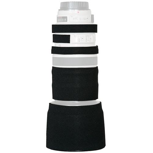 LensCoat Lens Cover for the Canon 100-400mm f/4-5.6 Lens (Black)