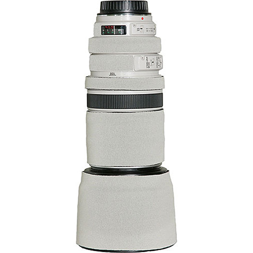 LensCoat Lens Cover for the Canon 100-400mm f/4-5.6 Lens (Canon White)