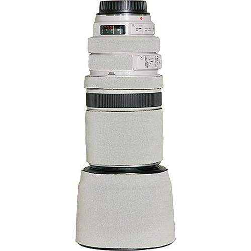 LensCoat Lens Cover for the Canon 100-400mm f/4-5.6 Lens (Canon White)