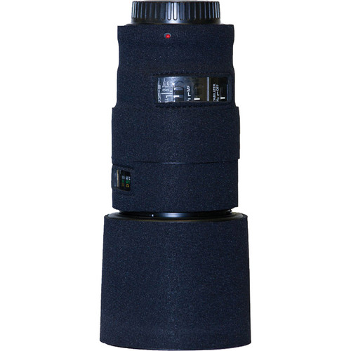LensCoat Lens Cover for the Canon 100mm f/2.8 L Macro IS Autofocus Lens (Black)