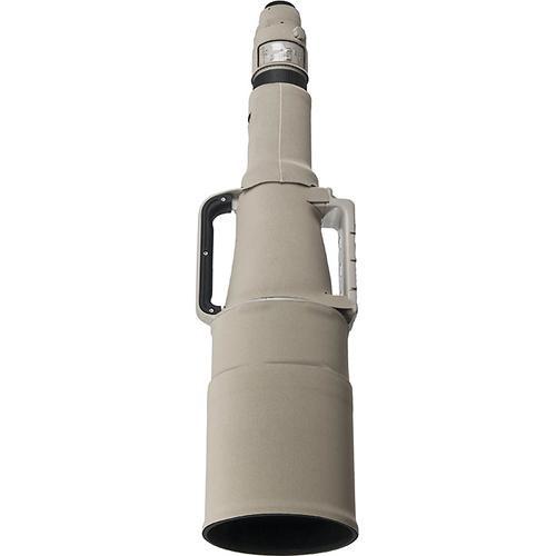 LensCoat Lens Cover for the Canon 1200mm f/5.6L EF USM AF Lens (White)