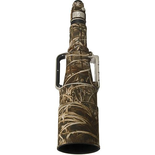 LensCoat Lens Cover for the Canon 1200mm f/5.6L EF USM AF Lens (Realtree Max4 HD)