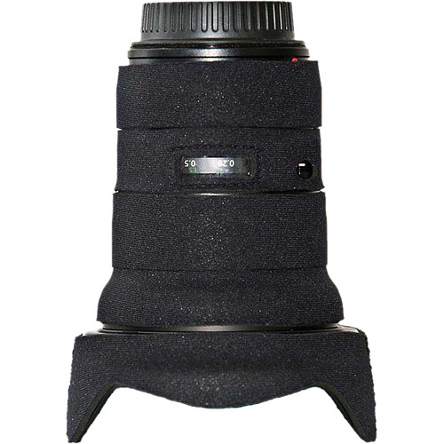 LensCoat Lens Cover for Canon 16-35mm f/2.8L II AF Lens (Black)