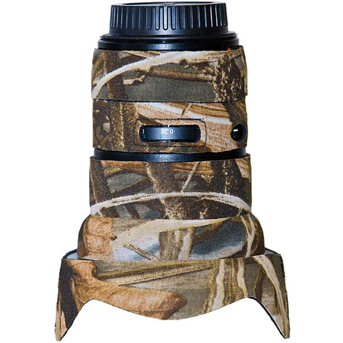 LensCoat Lens Cover for Canon 16-35mm f/2.8L II AF Lens (Realtree Max4 HD)