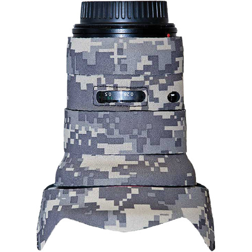 LensCoat Lens Cover for the Canon 16-35mm f/2.8L AF Lens (Digital Army Camo)