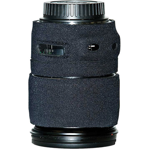 LensCoat Lens Cover for the Canon 17-55mm f/2.8 IS USM AF Lens (Black)