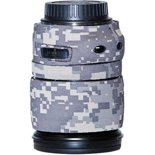 LensCoat Lens Cover for the Canon 17-55mm f/2.8 IS USM AF Lens (Digital Army Camo)