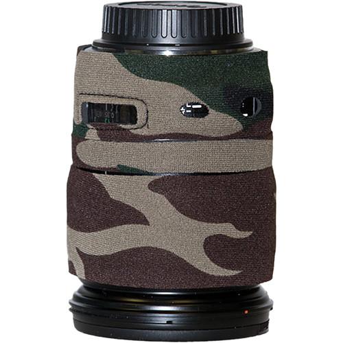 LensCoat Lens Cover for the Canon 17-55mm f/2.8 IS USM AF Lens (Forest Green)