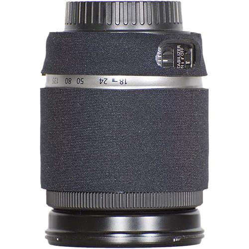 LensCoat Lens Cover for Canon 18-200mm Lens (Black)