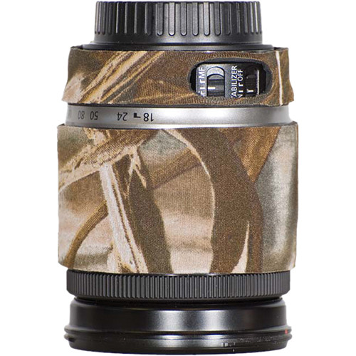 LensCoat Lens Cover for Canon 18-200mm Lens (Realtree Max4 HD)