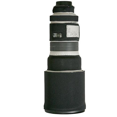 LensCoat Lens Cover for the Canon 200mm f/2 Lens (Black)