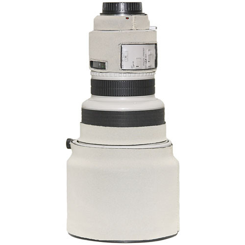 LensCoat Lens Cover for the Canon 200mm f/2 Lens (Canon White)