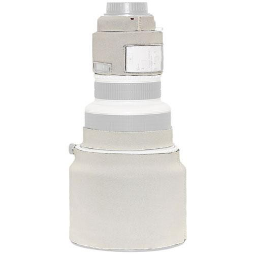 LensCoat Lens Cover for the Canon 24-70mm f/2.8L Lens (Canon White)