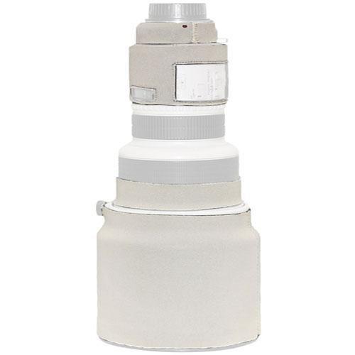 LensCoat Lens Cover for Canon 24-70mm f/2.8L (Canon White)