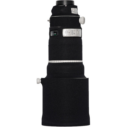 LensCoat Lens Cover for the Canon 300mm f/2.8 IS II Lens (Black)